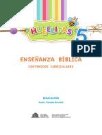 Grilla-Educación-Bíblica-Huellitas-5 Años