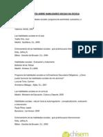 Bibliografía Estanislao Villar