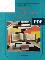 Hans Kelsen Compendio Teoria General Del Estado (1)