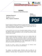 Habilidades Directivas, Actividad 1