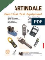 TestEquipmentElectrical