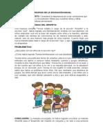 Principios de La Educación Inicial