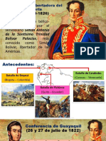CORRIENTE LIBERTADORA DEL NORTE PARTE 1
