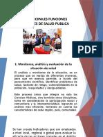 FUNCIONES DE SALUD P