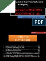 REVISTA HISTORIA ECONOMICA
