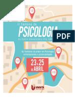 Anais da II Semana de Psicologia do Centro Universitário Inta - UNINTA