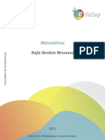 Cuadernillo de Matematica
