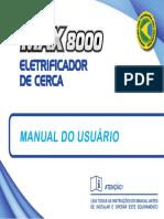 Manual de Usuario de Cerco Electrico