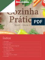 Cozinha Prática - Ebook 2
