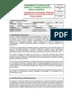 Acuerdo pedagogico Fundamentos de Investigación Regencia IV