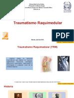 Traumatismo Raquimedular Def.