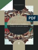Espectros y Conjuras Asedios a La Cuesti (1)