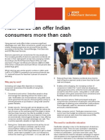 How cards can offer indian consumers more than cash