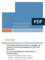 UHF and microwave propagation [Read-Only]