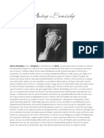 Aubrey Beardsley biografia e opere