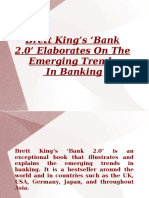 Brett King's 'Bank 2.0'