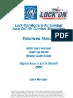Lock On Modern Air Combat Manual Plus