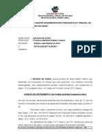 AGRAVO DE INSTRUMENTO MODELO