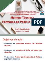 Aula 12 - Normas Técnicas_AMB0099_2021