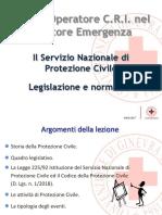 0.1.1 - Sistema Legislazione e Normativa