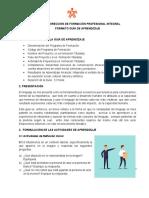 Guía de Aprendizaje RAP 1. Interpretar...
