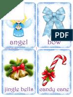 Christmas vocabulary (12a)