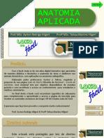 E-book Anatomia Aplicada - Loko de Fácil
