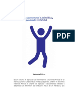 2 Trabajo Componente de Laa Aptitud Fisica Relacionados Con La Salud