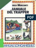 Andrea Mercanti Manuale Del Trapper