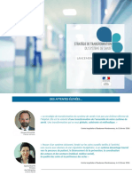 Dossier de Presse Transformation Du Systeme de Sante