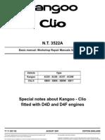 Basic manual Workshop Repair Manuals 325 and 337