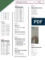 factorisation et developpement