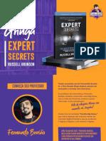 Expert Secrets Parte 2 - Livros Da Gringa #03