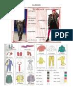 francais_Les vêtements