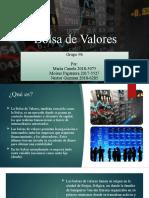 Bolsa de Valores PP