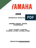 2008 RAIDER 1900