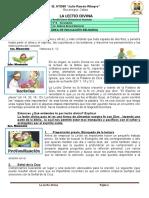 FICHA DE RELIGION 12-04 - QUINTO GRADO SECUNDARIA