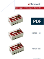 Ammonit data logger manual