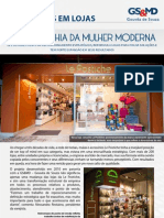 Inovações em Lojas - Le Postiche