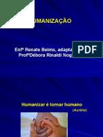 Humanização CMC 18 02