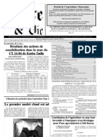 pesticide Maroc