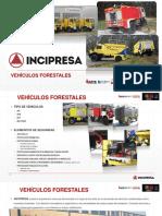 3. Novedades en los vehículos de extinción de incendios