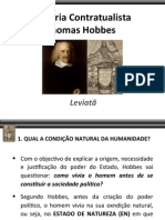 Contratualismo Th. Hobbes