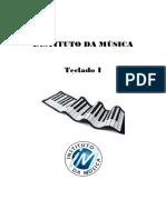 APOSTILA DE TECLADO I