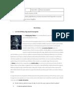 Guía de Estudio Primer Trimestre - 1ros