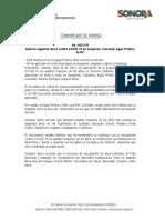 20-04-21 Aplican segunda dosis contra COVID-19 en Guaymas, Cananea, Agua Prieta y SLRC