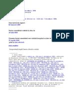 legea 554 din 2004 contenciosul administrativ