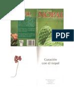 Curacion Con Nopal