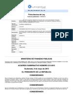 Reglamento 213-2013 Ley de Actualización Tributaria