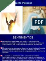Triunfo Pessoal (por Joanna de Ângelis)